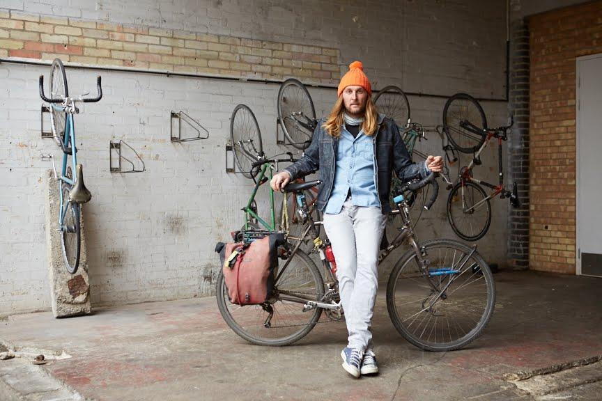 mindfulness by bike