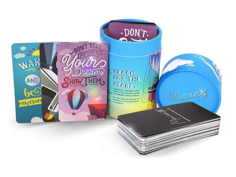 mindfulness activities gift set