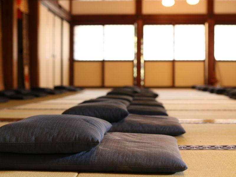 vipassana meditation cushions